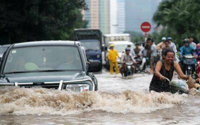 Floods.  A Natural Disaster.